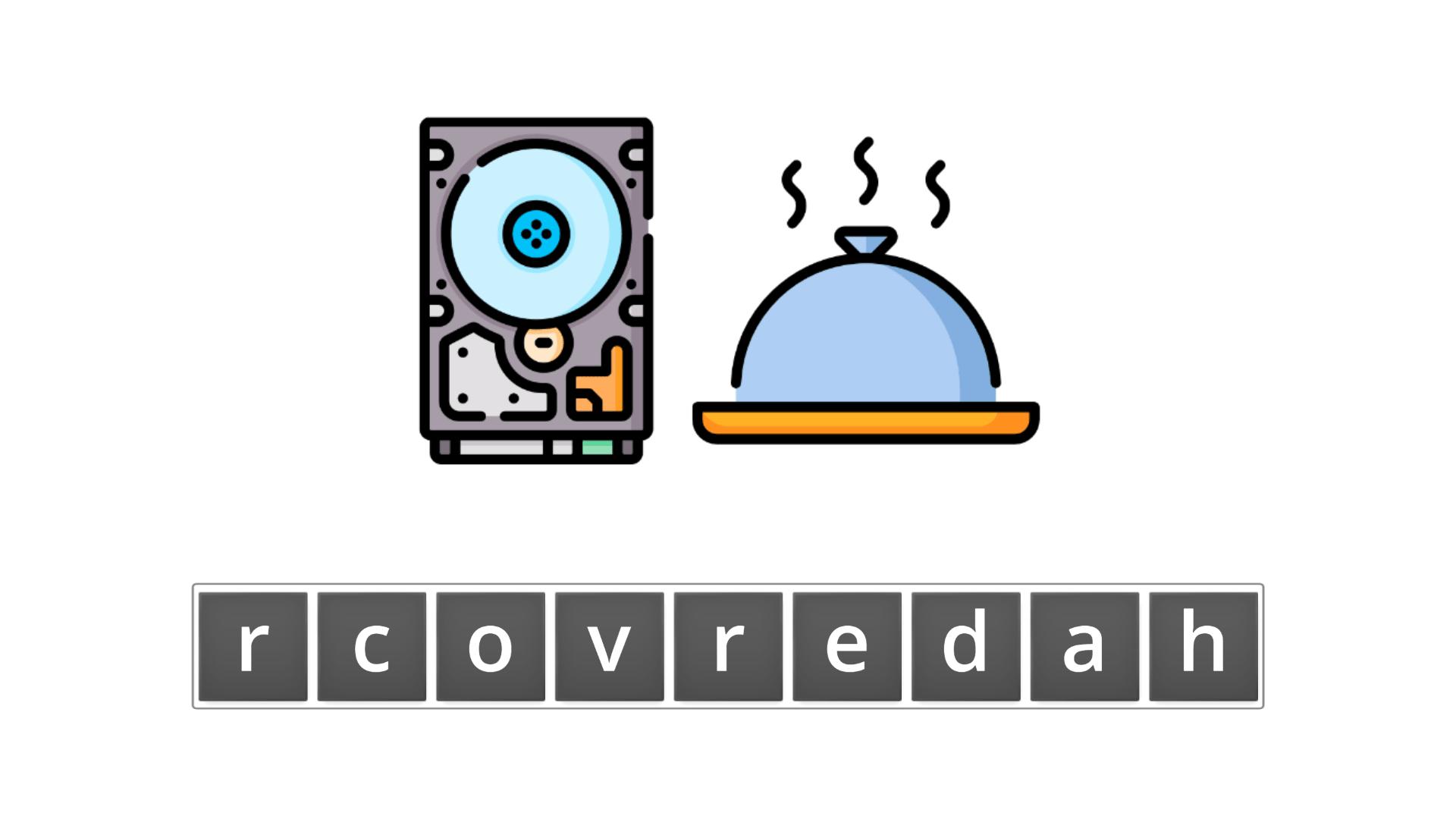 esl resources - flashcards - compound nouns - unscramble - hardcover