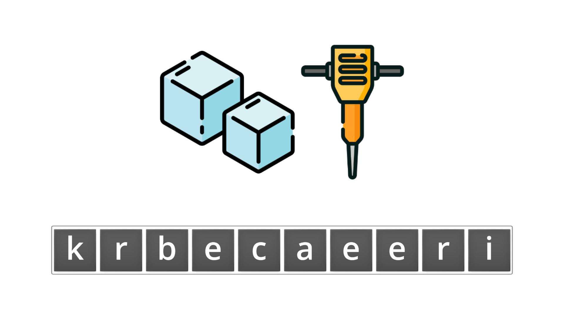 esl resources - flashcards - compound nouns  - unscramble - icebreaker