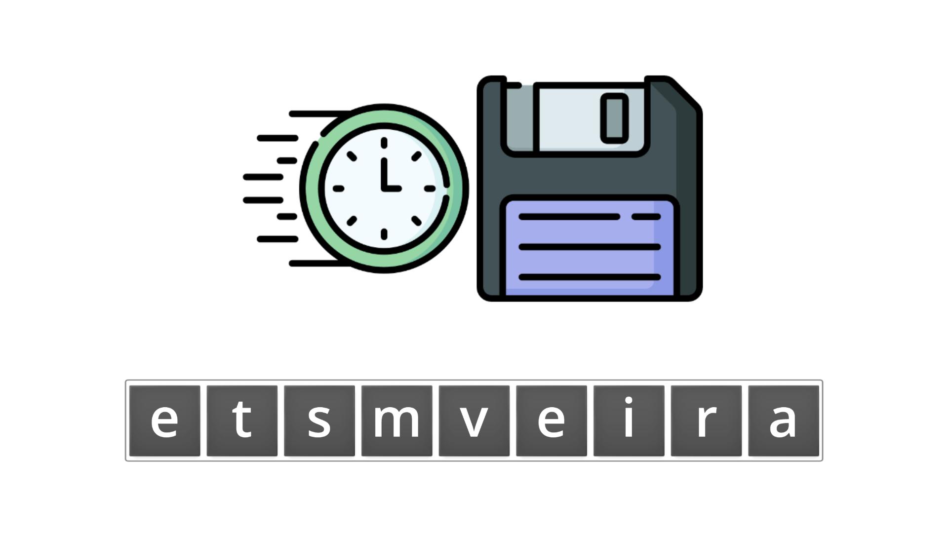 esl resources - flashcards - compound nouns  - unscramble - timesaver